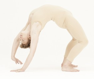 URDVA DHANURASANA BY LAURENCE GAY