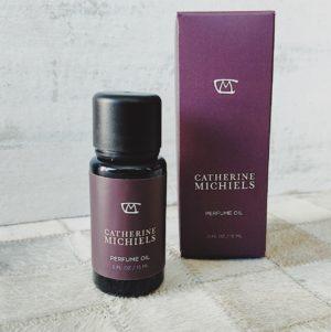 CATHERINE MICHIELS PERFUME OIL MANA 28