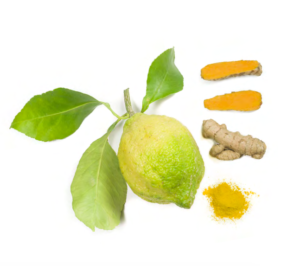 TURMERIC LEMON CURE