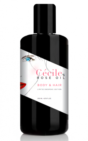 CECILE'S ROSE OIL JUNE 2015