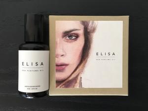 ELISA'S PERFUME OIL - JAN 2017