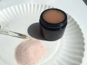 PINK SALT BODY SCRUB
